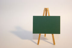 Customizable blackboard Stock Photography