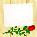 Customizable paper Royalty Free Stock Image