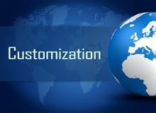 Customization Stock Photo