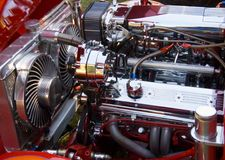 Free Customized Car Engine Stock Photo - 16105180