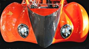 Customized hot rod Royalty Free Stock Photos