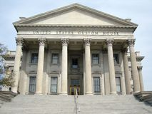 Customs House. In Charleston, South Carolina, originally used for slave trading Royalty Free Stock Photos