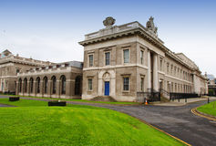 Customs House Royalty Free Stock Photography