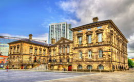 The Customs House in Belfast Stock Image
