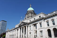 Customs House Dublin Royalty Free Stock Photo