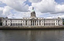The Customs House in Dublin. Dublin's Custom House built between 1781 and 1791, by Gandon. Southern Ireland Stock Photos
