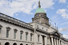 The Customs House in Dublin, Ireland Stock Photography