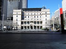 Customs House Stock Photo