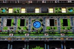 Customs House on Vivid Sydney Stock Photography