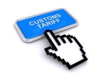 Customs tariff button