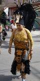 Custume pre latino-americano mexicano do dançarino Imagem de Stock Royalty Free