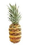Cut ananas Royalty Free Stock Photo