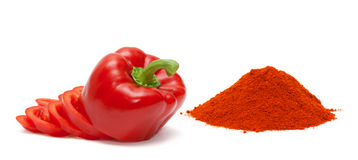 Cut And Ground Red Pepper