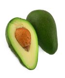 Cut avocado #2 Stock Photography