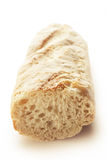 Cut Baguette Royalty Free Stock Photography