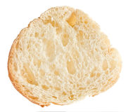 Cut of baguette bread Royalty Free Stock Photos