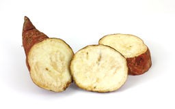 Cut batata Stock Image