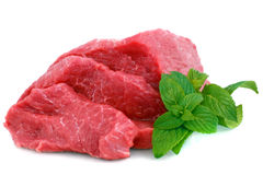 Cut of  beef steak Stock Image