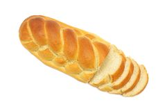 Cut bread Stock Photos