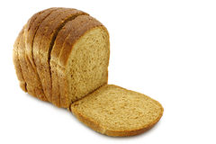 Cut bread Royalty Free Stock Images