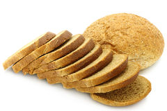 Cut bread Royalty Free Stock Image