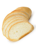 The cut bread Stock Photography