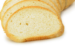 The cut bread Royalty Free Stock Photography