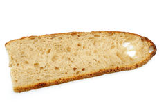 The cut bread Royalty Free Stock Photos