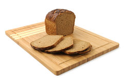 Cut bread Royalty Free Stock Photography