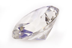 Cut diamond Stock Photography