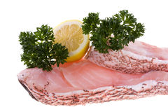 Cut fish Stock Images