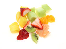 Cut fruits Royalty Free Stock Photography