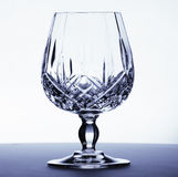 Cut glass goblet Royalty Free Stock Photos