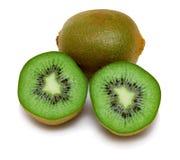 Cut kiwi royalty free stock photo
