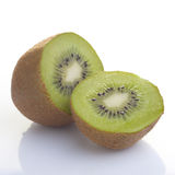 Cut kiwi Stock Photography