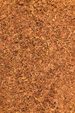 Cut Loose Pipe Tobacco Texture Background, Large Vertical Detailed Textured Pattern Macro Closeup Stock Photography