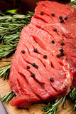 Cut of meat detail Stock Images