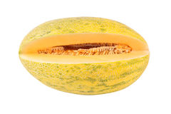 Cut melon Stock Photos