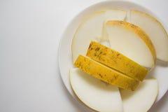 Cut melon Stock Photography