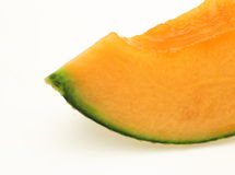 Cut melon Stock Image