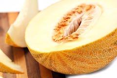 Cut melon Royalty Free Stock Photos