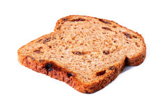 Cut off bread Royalty Free Stock Images