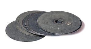 Cut-Off Wheels Stock Photo