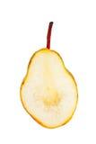 Cut pear Royalty Free Stock Photo