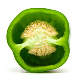 Cut pepper Royalty Free Stock Image