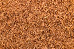 Cut Pipe Tobacco Texture Background Macro Closeup Royalty Free Stock Image