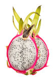 Cut Pitaya Stock Photos