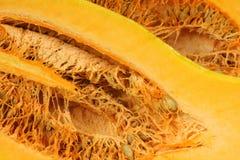 Cut pumpkin Royalty Free Stock Image