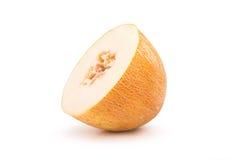 Cut ripe melon Royalty Free Stock Photos