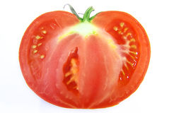 Free Cut-through Tomato 2 Royalty Free Stock Photo - 10194305